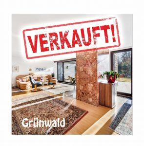 Bungalow in München-Grünwald - Verkauft von Matthias Wandl, Immobilienmakler in München