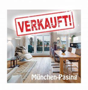 Dachgeschoß-Wohnung in München-Pasing - Verkauft von Matthias Wandl, Immobilienmakler in München