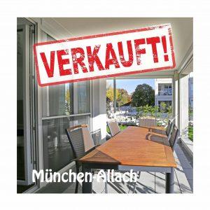Terrassenwohnung in München-Geberau - Verkauft von Matthias Wandl, Immobilienmakler in München