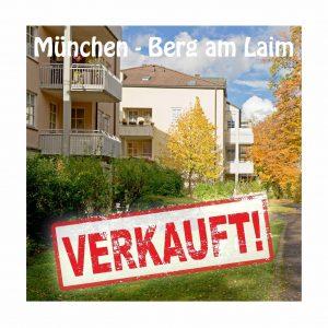 Wohnung in München-Berg am Laim - Verkauft von Matthias Wandl, Immobilienmakler in München