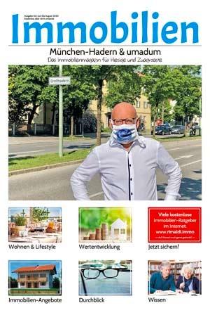 Immobilienmagazin München-Hadern Ausgabe 10/2020