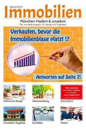 Immobilienmagazin München-Hadern Ausgabe 13 (März bis Mai 2021)