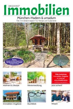 Immobilienmagazin München-Hadern Ausgabe 14 (Juni bis August 2021)