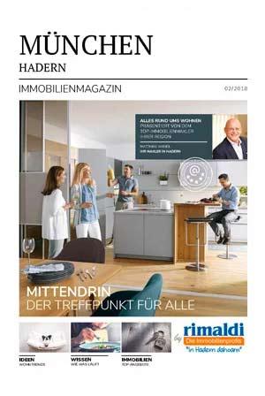 Immobilienmagazin München-Hadern Ausgabe 2/2018