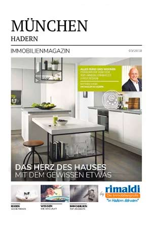 Immobilienmagazin München-Hadern Ausgabe 3/2018