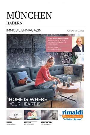 Immobilienmagazin München-Hadern Ausgabe 5/2019