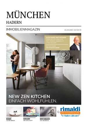 Immobilienmagazin München-Hadern Ausgabe 6/2019