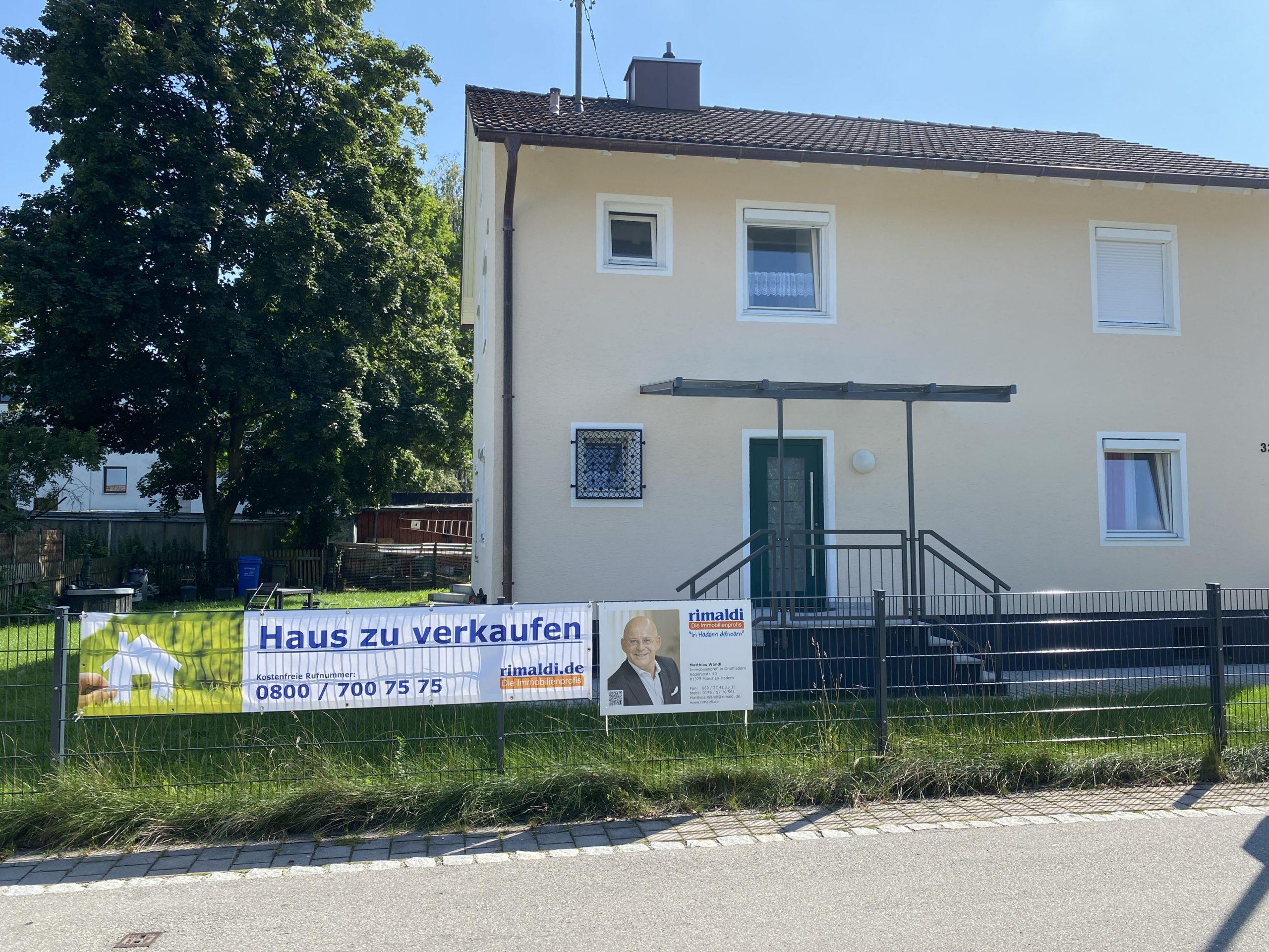 Einfamilienhaus in München-Eichenau zu verkaufen